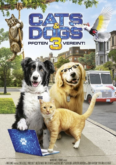 Cats & Dogs: Pfoten vereint!
